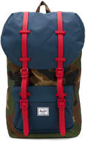 Herschel large camouflage backpack