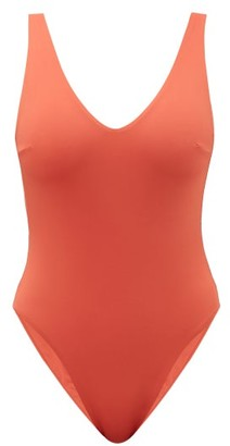 Haight Leticia Low-back Swimsuit - Orange