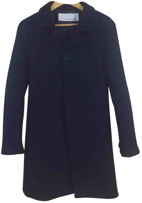 Issey Miyake Black Wool Jacket for Women Vintage