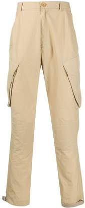 Givenchy Utility Pocket Straight Trousers