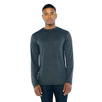 American Apparel Men's Blend Long Sleeve T-Shirt