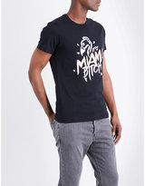 Diesel T-diego-na cotton-jersey T-shirt