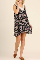 Umgee USA Lace A-line Dress