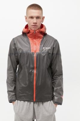 Columbia OutDry Wildfire Grey Jacket - Grey S at Urban Outfitters