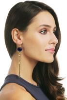 Gerard Yosca Starry Skies Tassel Earrings