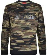 HUGO Driggs Crew Sweatshirt