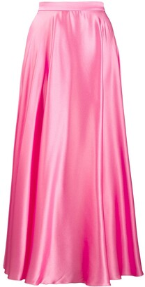MSGM Full Maxi Skirt