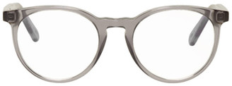Chloé Grey Round Glasses