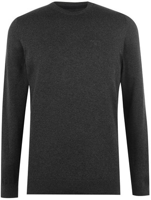 Barbour Lifestyle Pima Cotton Crew Neck Jumper