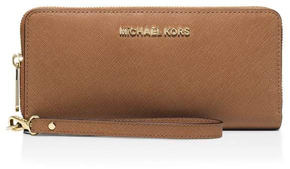 642b9b675304 Michael Kors Jet Set Wallet - ShopStyle