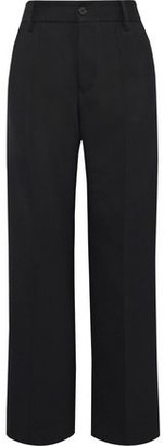 MM6 MAISON MARGIELA Twill Straight-leg Pants