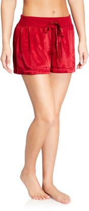 PJ Harlow Mikel Silky Lounge Shorts