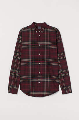 H&M Cotton shirt Regular fit
