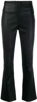 FEDERICA TOSI high-waisted cropped trousers