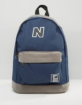 New Balance 420 Backpack In Blue