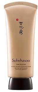 Sulwhasoo Timetreasure Extra Creamy Cleansing Foam 5.1 oz.