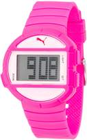 Puma Time Half Time S Pink, Women's Watch