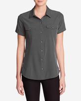 Eddie Bauer Women's Departure Short-Sleeve Shirt