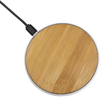 LAX Gadgets Bamboo 5W Wireless Charger