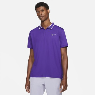 Nike Men's Tennis Polo NikeCourt Dri-FIT Victory
