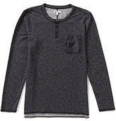 William Rast Lance Long-Sleeve Henley