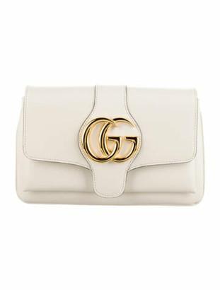 Gucci 2019 Small Arli Clutch White