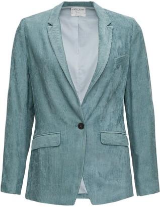 Forte Forte Single Breasted Velvet Jacket