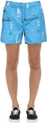 Nikben Sausalito Recycled Fiber Swim Shorts