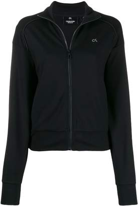 Calvin Klein Zipped Logo Sweater