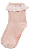 Molo Withered Rose Nini Socks