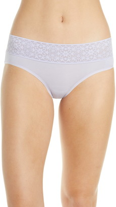 Tommy John Cool Cotton & Lace Briefs