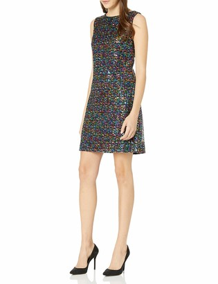 Betsey Johnson Women's Sequin Sheath Dress