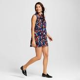 Lily Star Women's Floral Print Chiffon Dress Juniors')