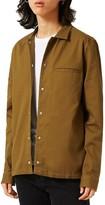 Topman Men's Boxy Shirt Jacket