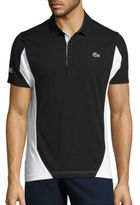 Lacoste Sport Colorblocked Ultra-Dry Polo