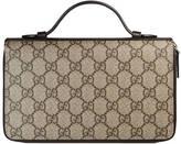 Gucci GG Supreme travel document case