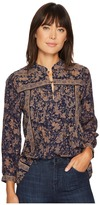 Lucky Brand Michelle Top Women's Clothing