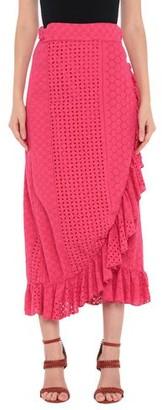 Messagerie Long skirt