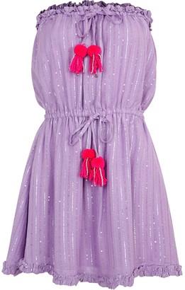 SUNDRESS Anoushka Lavender Dress - XS/S