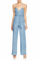Lovers + Friends Light Denim Jumpsuit