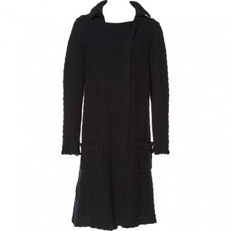 Nina Ricci Blue Wool Knitwear for Women