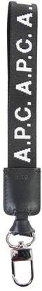 A.P.C. Logo Keyring