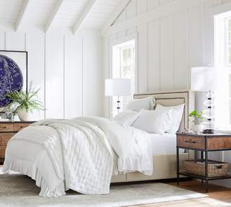 Pottery Barn Tamsen Square Storage Bed