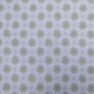 Indigo & Wills - Tangier Grey Voile Curtain Panel - Grey