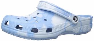 Crocs Classic Tie Dye Clog | Comfortable Slip On Casual Water Shoe