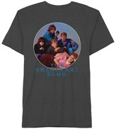 Men's Breakfast Club Group Shot T-Shirt Charcoal Gray