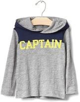 Gap Athletic colorblock hoodie