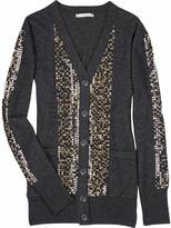 Symphony sequinned cardigan