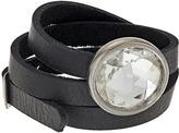 Leather Rock B851 Bracelet