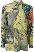 Etro patterned blouse - women - Silk - 40